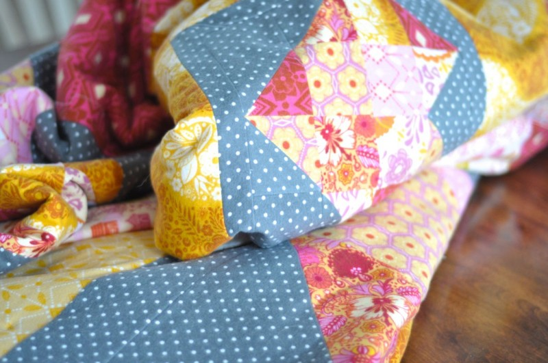 Flannel Quilt Back