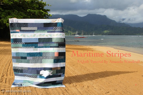Title Page Nautical Quilt