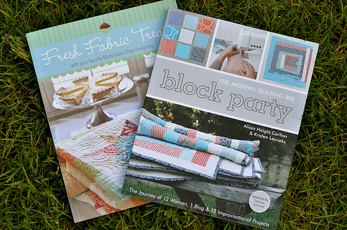 A Book Review: Fresh Fabric Treats