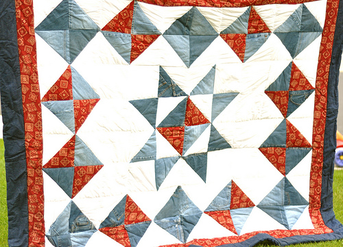 My First: A Quilt Story