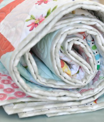 Bound To Happen: A Quilt Binding Tutorial