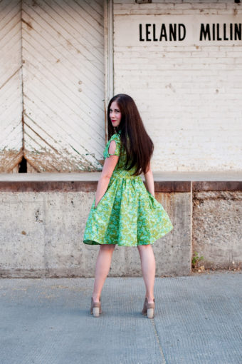 The Green Dress – The Whole Story