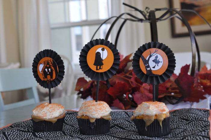 The Dog Ate These Cupcakes – Gluten Free Pumpkin Cupcake Hack!