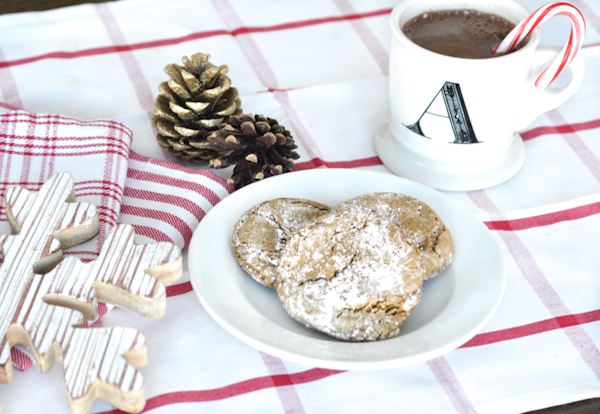 Chew Molasses Cookie Recipe
