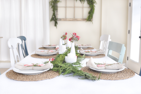 10 Minutes To The Perfect Holiday Table: A Video Tutorial