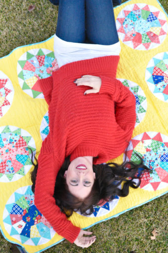 Delightful: A New Quilt Pattern