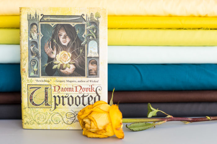 Uprooted: a little book review