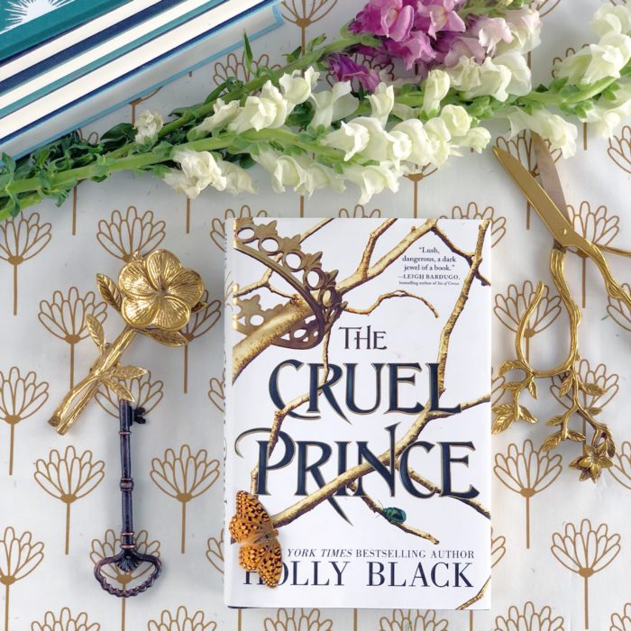 The Cruel Prince by Holly Black: Book Giveaway & Review