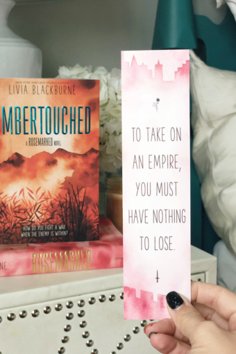 Rosemarked & Umbertouched – Young Adult Fiction at it's Best.