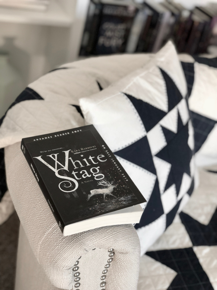 The White Stag by Kara Barbieri – Blog Hop