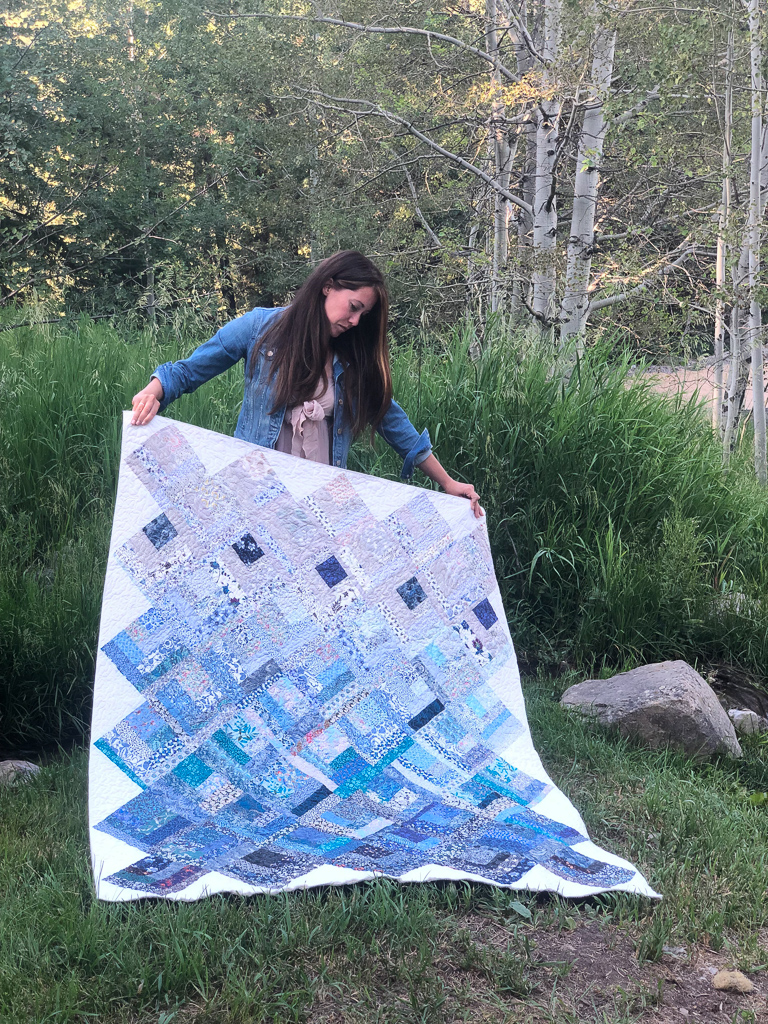 Ombre All Day: A New (FREE!) Quilt Along